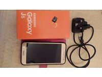 Samsung galaxy j5 hardly used in vgc 120 pounds