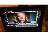 Television 26'' Technika LCD26TV006HD in excellent condition with stand and remote