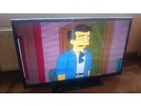 "40"" led full hd tv 10 months old immaculate.i"
