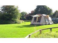 Coleman Mackenzie 4 bed Tent