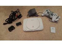 Sony Playstation One (slim) Bundle