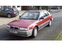 Rover 214 sli