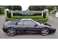 School Prom? Arrive in style in a Ferrari...