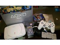 Playstation 1 boxed