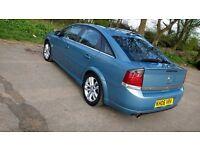 Vauxhall vectra 1.8 SRI satnav