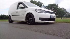 2012 VW Caddy Sport Line Lookalike C20 TDI 102 **** NO VAT ****