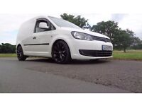 2012 VW Caddy Sport Line Lookalike C20 TDI 102 **** NO VAT ****