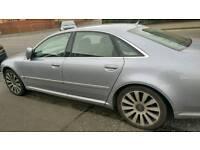 Audi a8 3.0 tdi quattro in need of tlc