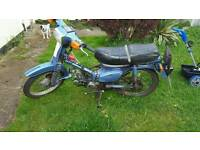 C90 120cc £400ono