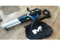 McAllister leaf blower/garden vac