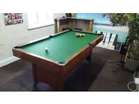 """6"""" Pool Table with Accessories"""