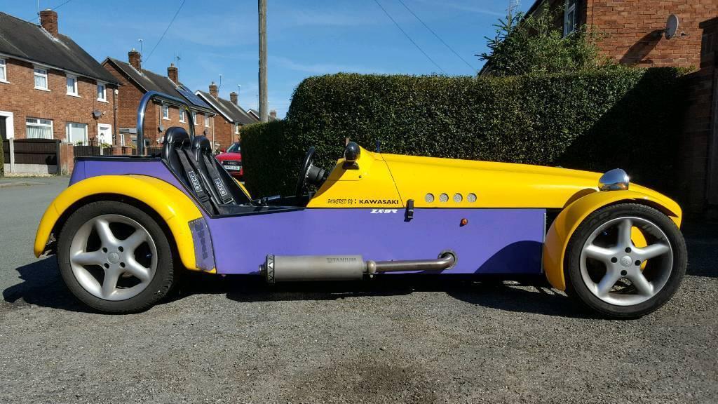 Formula 27 Bike Engined Kit Car In Wrexham Gumtree