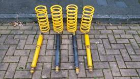 Land Rover Defender 90 2 Inch Suspension Lift Kit