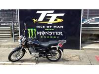 AJS 125cc motorbike