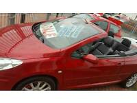 CABRIOLET 2007 Peugeot 307 Coupe Sport Cc *Private Plate Inc* Low Mileage / Full MOT / F.S.H. / HPI