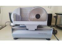 Andrew James meat/food slicer