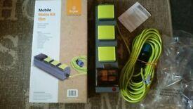 Higear mobile mains kit
