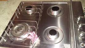 Brand new cooker hob
