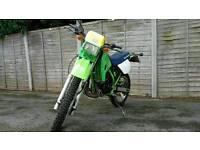 Kawasaki KMX200 Kmx
