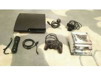 300 GB PS3 + CONTROLLER, GAMES AND MORE | PRICE NEGOTIABLE