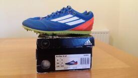 Adidas Junior Running Spikes