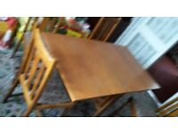 Table & Chairs - DELIVERY AVAILABLE