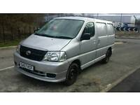 2007 Toyota hiace 2495 cc turbo diesel priced to sell