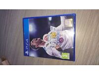 Brand new and sealed fifa 18 ps4