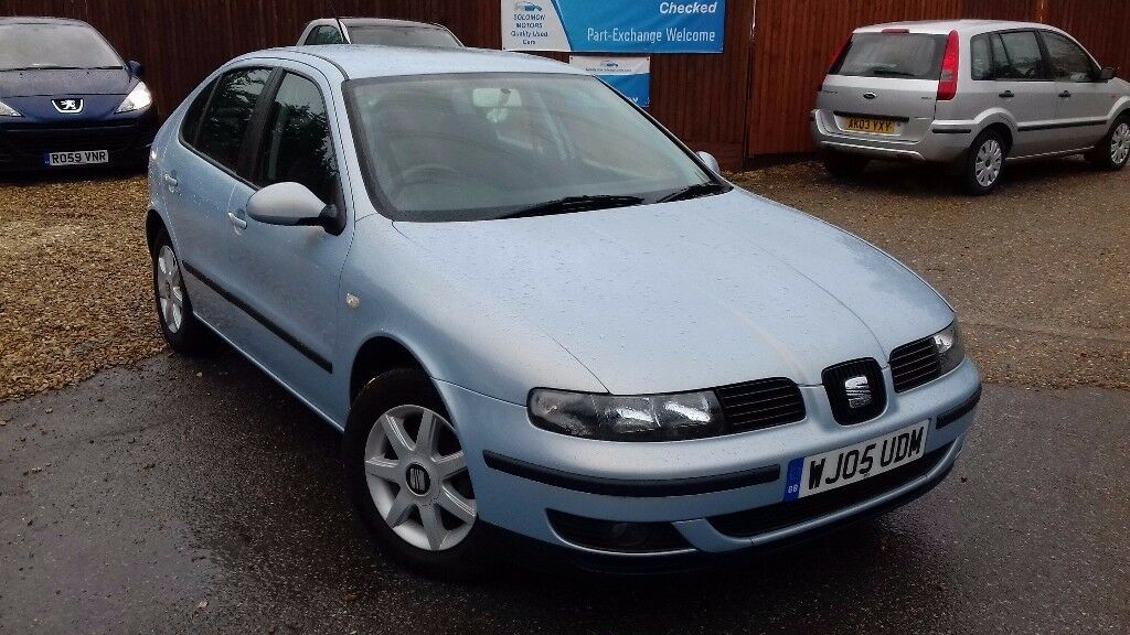 LOW MILEAGE SEAT LEON 1.4 L & NEW MOT AND WARRANTY INCLUDE ON SALE