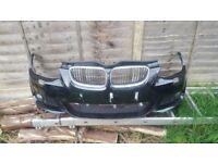 BMW 3 SERIES - E92/ E93 - LCI - FRONT BUMPER - COMPLETE