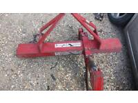 Eurotec twin mole plough £350