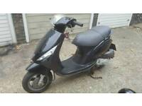 piaggio zip 100 6 months mot unfinished project