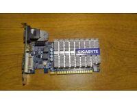 Gigabyte GeForce 210 Graphics Card (1GB, ATX, DVI-I, VGA HDMI)