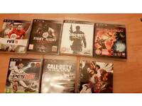 PS3 Games for sale. Used.
