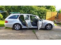 Mercedes 220CDI automatic estate 7 seater