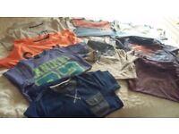 Next boys tshirts 5-6years