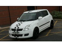 2008 Suzuki Swift 12 months mot