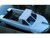 16' fishing boat & outboard