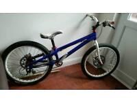 Heatsink 24 UK trials/jump bike