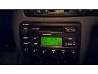 Ford Stereo Radio Cassette Player (3000 Traffic)