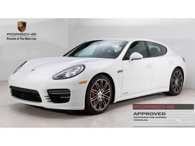 Imagen 1 de Porsche Panamera white