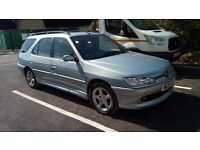 Peugeot 306 Estate Automatic Spares or Repair