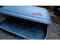 Karrite roof box, 320 litre