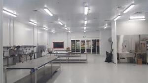 Walk in Cooler and Freezer used / new, we buy and sell including Cooling System and installation