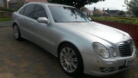 MERCEDES E320 CDI SPORT FSH EXCELLENT CONDITION MAY SWAP