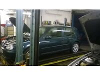 vw golf mk4 gti 1.8t very reliable!