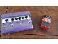 Guitar FX Pedals for sale £75-120