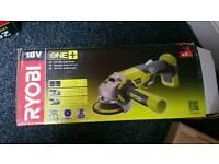 Ryobi 18v one+ grinder