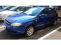 Chevrolet Lacetti (blue) 1.6