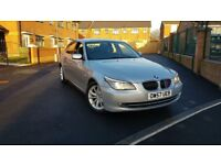 For sale BMW 525 3.0 petrol MOT 10 months full V5 full service history nice condition in out